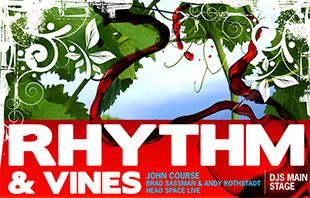 Festivals Rhythm and Vines