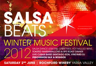 Salsa Beats Winter Music Festival 2012