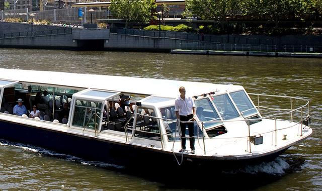 Melbourne river cruises