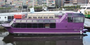 melbourne river cruises city to williamstown