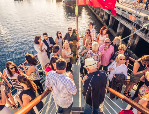 Cruise Down The Yarra River