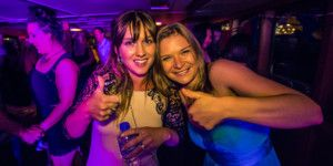 look at the ladies enjoying their night club tours in melbourne