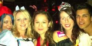 Dreamscape Tours - Night Club Hens Night 004