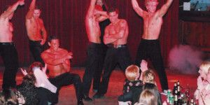 Dreamscape Tours - Night Club Hens Night 009
