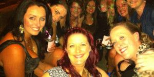 Dreamscape Tours - Night Club Hens Night 020