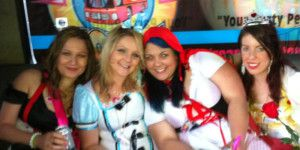 Dreamscape Tours - Night Club Hens Night 030