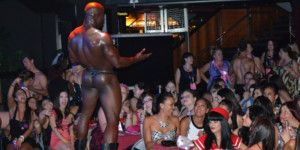 Dreamscape Tours - Night Club Hens Night 033