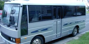 Dreamscape Tours - Night Clubs Vehicle - 15 Seat Limo Bus 01