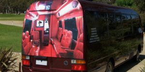 Dreamscape Tours - Night Clubs Vehicle - 12 Seat Limo Bus 02