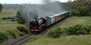 Steam Train 5