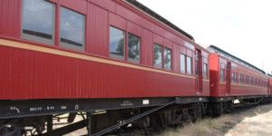 Red Rattler Carriage