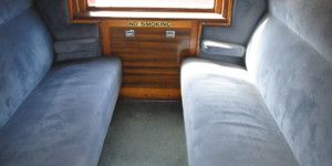 Seated Carriage