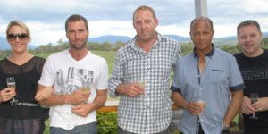 Dreamscape Tours - Winery Tours Christmas Functions 003