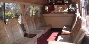 Dreamscape Tours - Winery Tours 12 Seat Limo Bus 002