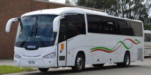 Dreamscape Tours - Winery Tours Vehicles Coach 1 001