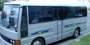 Dreamscape Tours - Winery Tours 15 Seat Limo Bus 001
