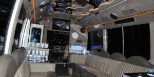 Dreamscape Tours - Winery Tours 15 Seat Limo Bus 002