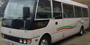 Dreamscape Tours - Winery Tours Vehicles Mini Bus 001
