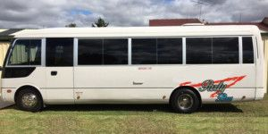 20 Seat Limo Bus