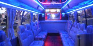 14 Seat Limo Bus