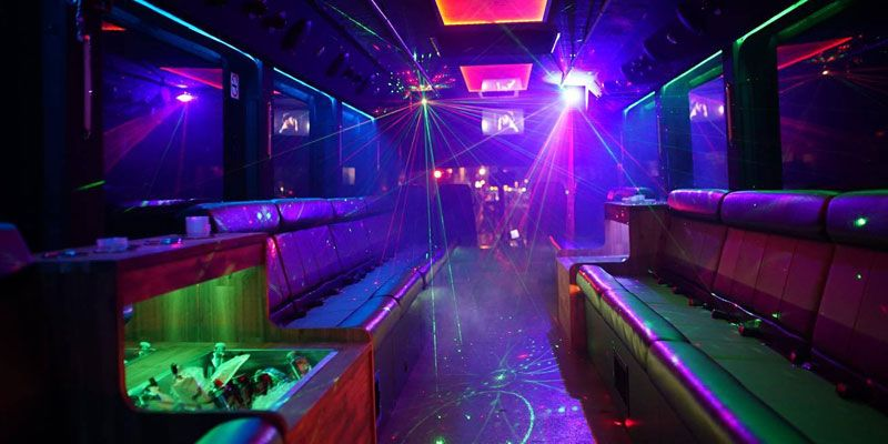 Melbourne Party Bus