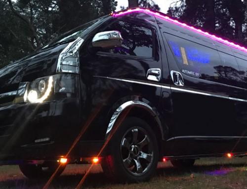 Dreamscape Tours: Party Bus Hire