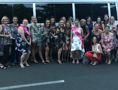 Melbourne Hen's Night