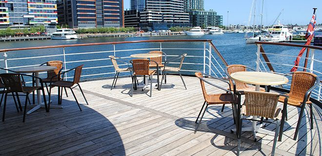 Christmas Boat Cruises Melbourne