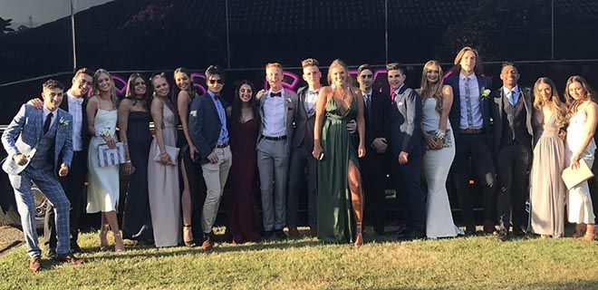 Formal Party Bus Transfers Melbourne